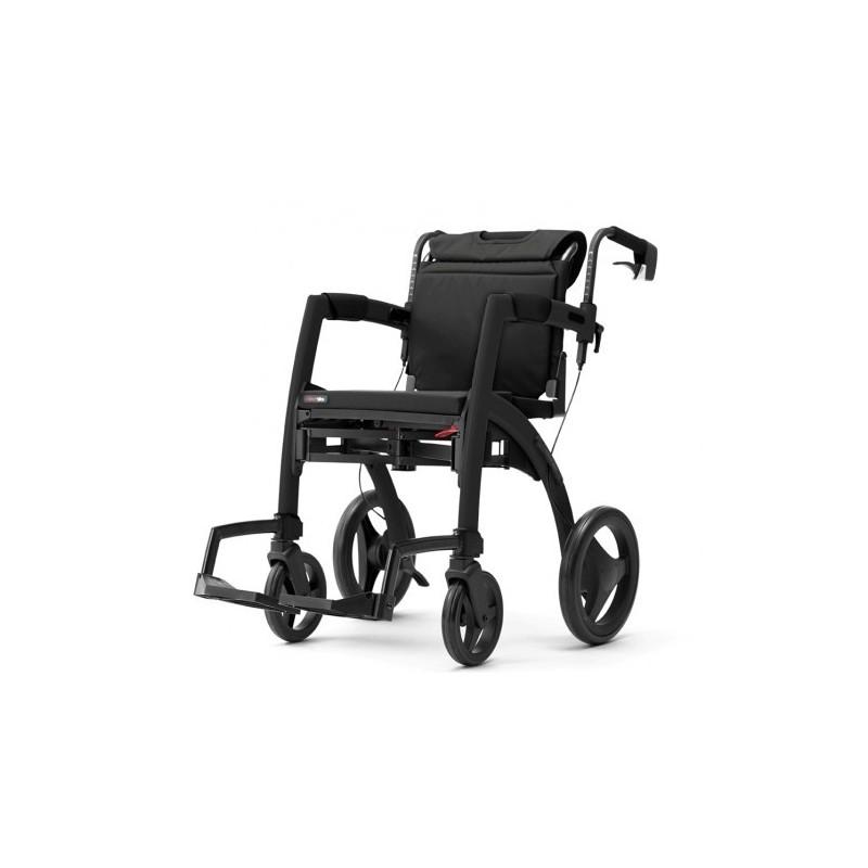 Rollz Motion² - Kombinerad rullator och rullstol