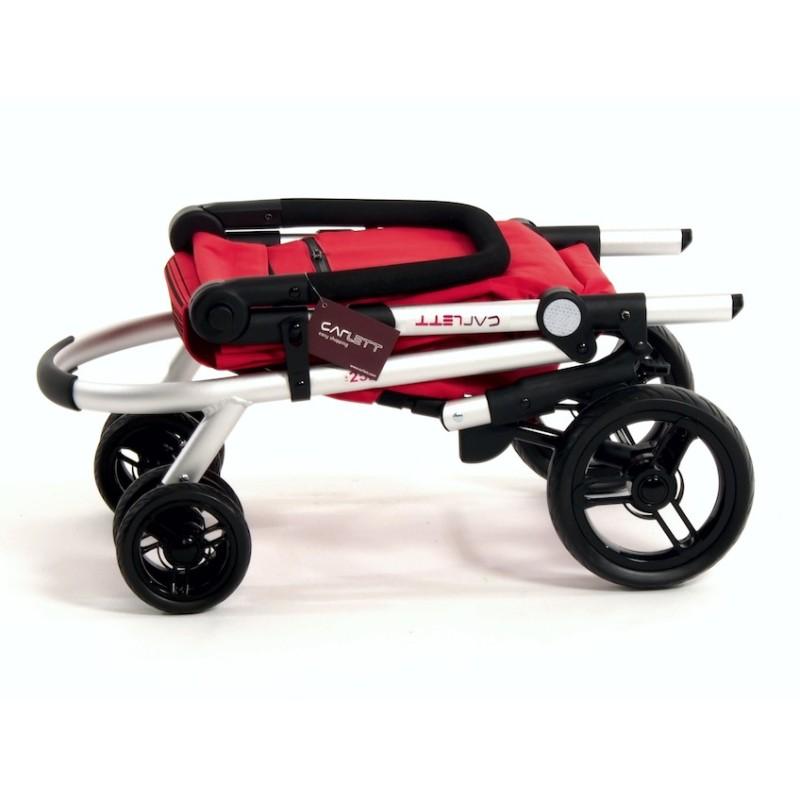 Carlett Lett 800 Shoppingvagn med sæde