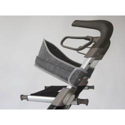 Ryggstött til byACRE Carbon UltraLight rollator