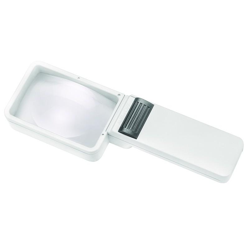 Mobilux forstørrelsesglas med lys