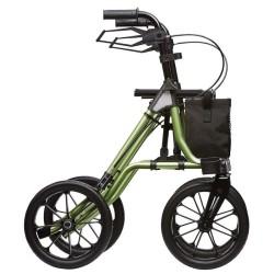 Dietz Taima XC Outdoor Rollator med massiva däck