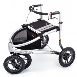 Trionic Veloped Off-road rollator - TOUR