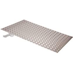 Terass ramp i aluminium, justerbar