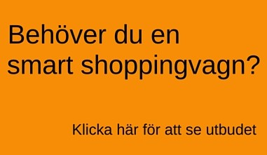 shoppingvagn